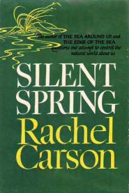 El libro Primavera silenciosa puede ser un ejemplo de cómo la ciencia se valió de la divulgación para cambiar el pensamiento de la sociedad.