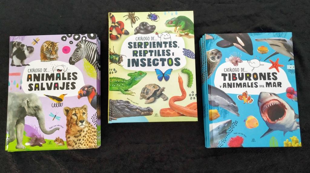 Catálogo de Animales, por Ángel Luis León Panal.