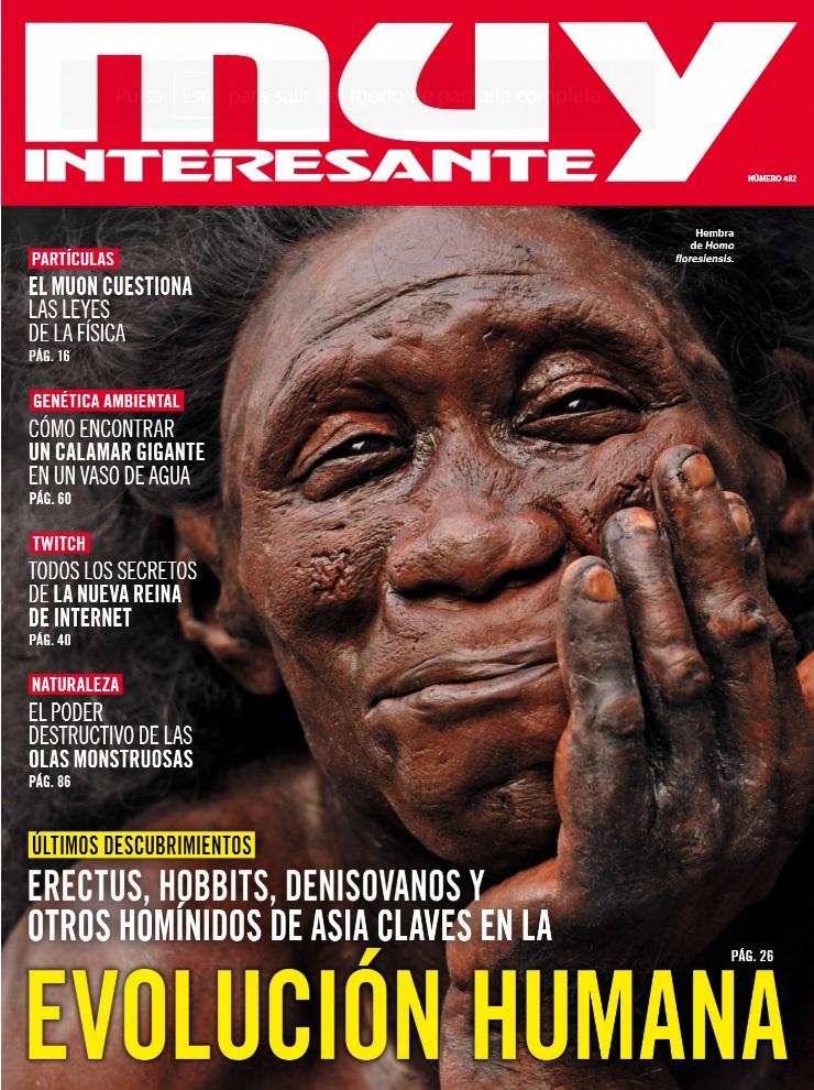 Revista Muy Interesante Julio 2021