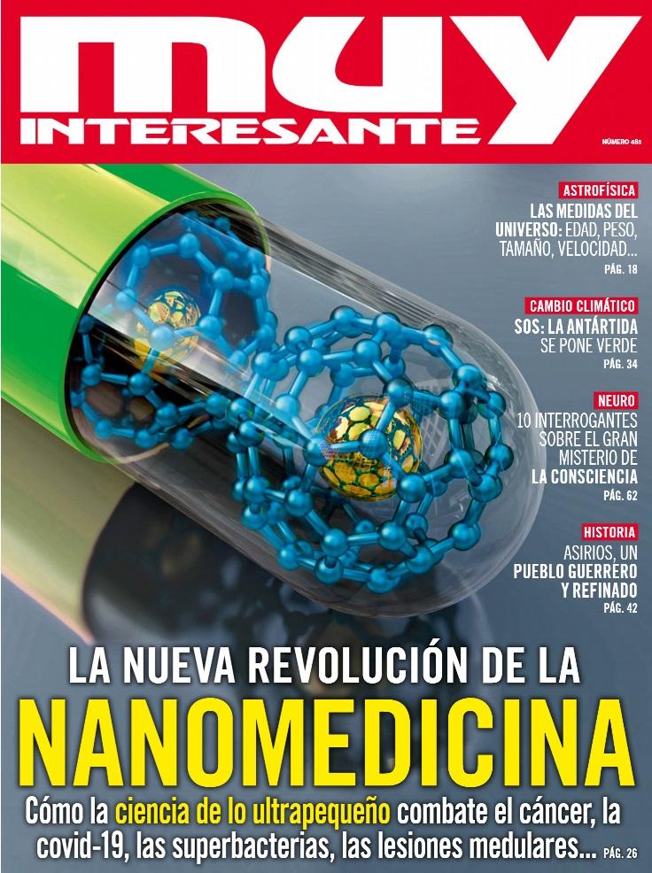 Revista Muy Interesante Octubre 2021